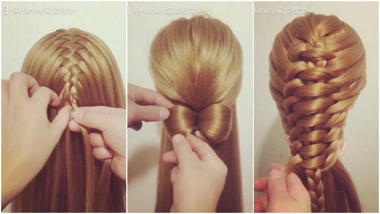بالصور تسريحات شعر بنات كبار , قصات شعر للبنات 6279 2