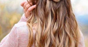 صورة تسريحات شعر بنات كبار , قصات شعر للبنات