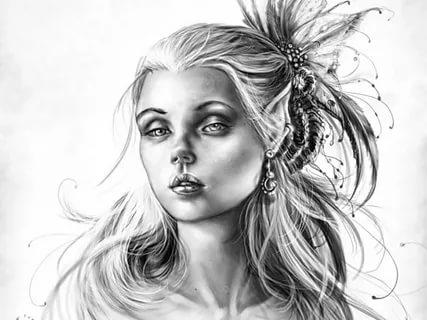 بالصور رسومات سهلة وجميلة , اجدد الرسومات باليد 2261 13