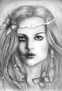 بالصور رسومات سهلة وجميلة , اجدد الرسومات باليد 2261 6