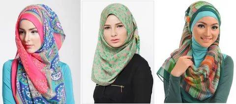 بالصور صور لفات طرح , احدث صور للحجاب 2281 18