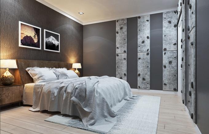 186162cf0 صور غرف نوم للعرسان كامله , غرف نوم مودرن 2019