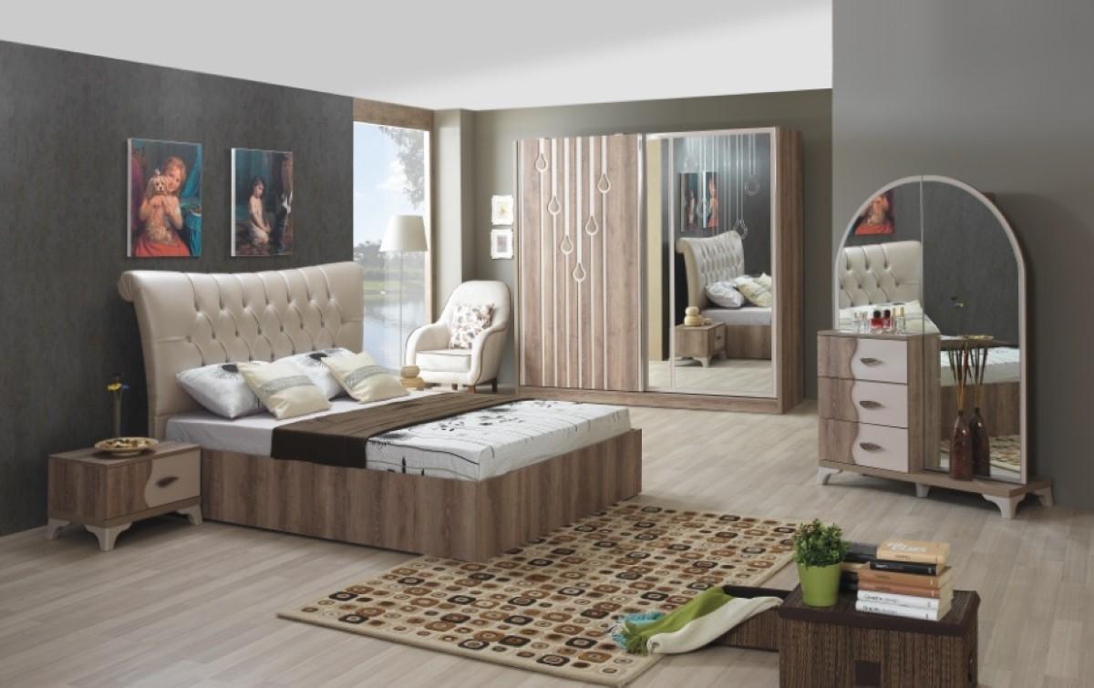 غرف نوم للعرسان كاملة , غرف نوم مودرن 2020  فتيات كول