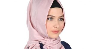 صوره طرق لف الحجاب , تعرف علي اسهل طريقة للف الطرحة