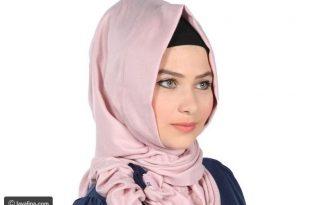 صورة طرق لف الحجاب , تعرف علي اسهل طريقة للف الطرحة