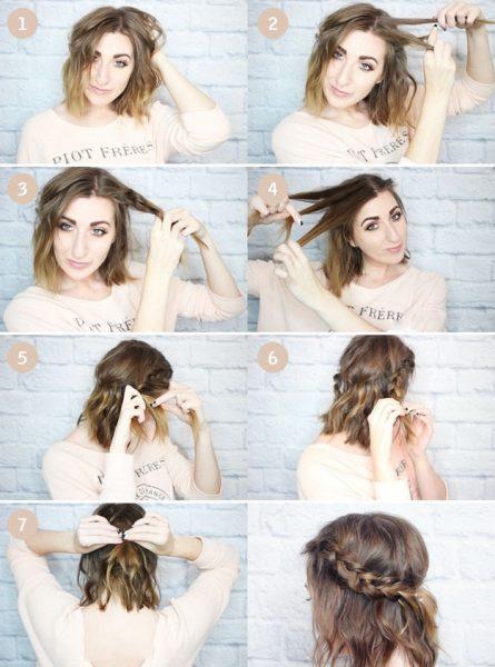 بالصور صور تسريحات للشعر القصير , احدث الصيحات لتسريحات الشعر القصير 2802 6