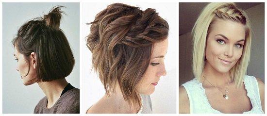 بالصور صور تسريحات للشعر القصير , احدث الصيحات لتسريحات الشعر القصير 2802 9