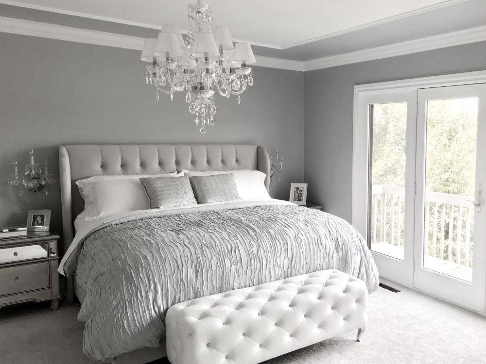 غرف نوم بيضاء احدث التصميمات لغرف النوم بنات كول