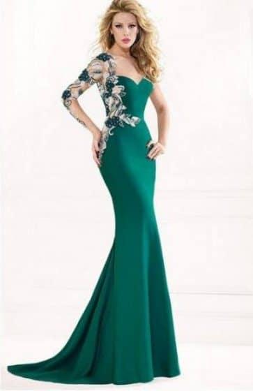 صورة اجمل فساتين سهرة , احدث المودلات لفساتين السهرة