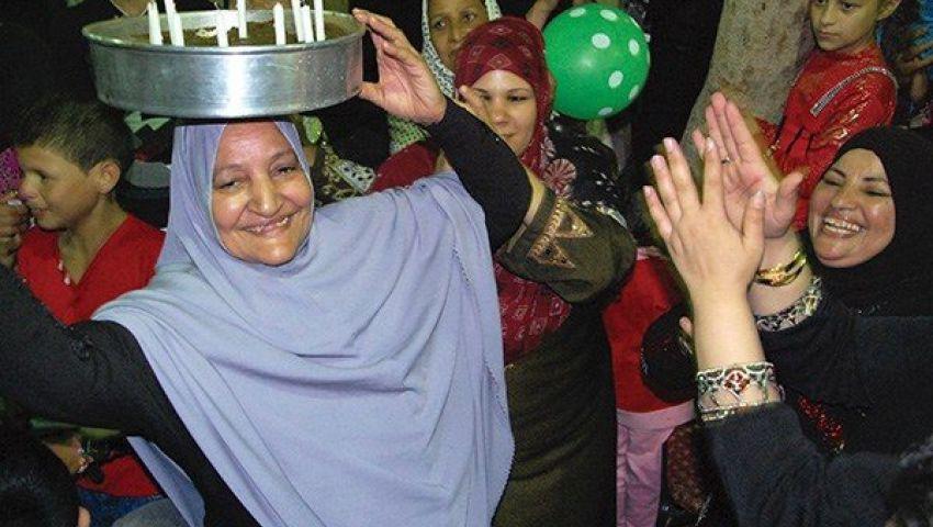 بالصور افراح الصعيد , مظاهر الاحتفال بفرح فى الصعيد 3052 4