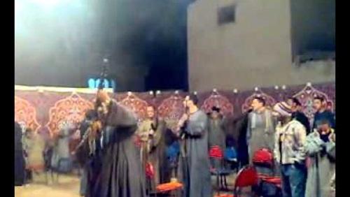 بالصور افراح الصعيد , مظاهر الاحتفال بفرح فى الصعيد 3052 8