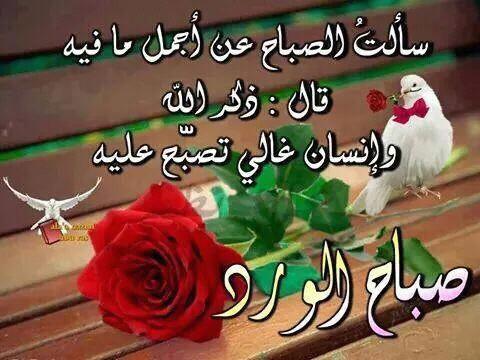 بالصور رسالة صباح الخير , اجمل الرسائل صباح الخير 3210 5