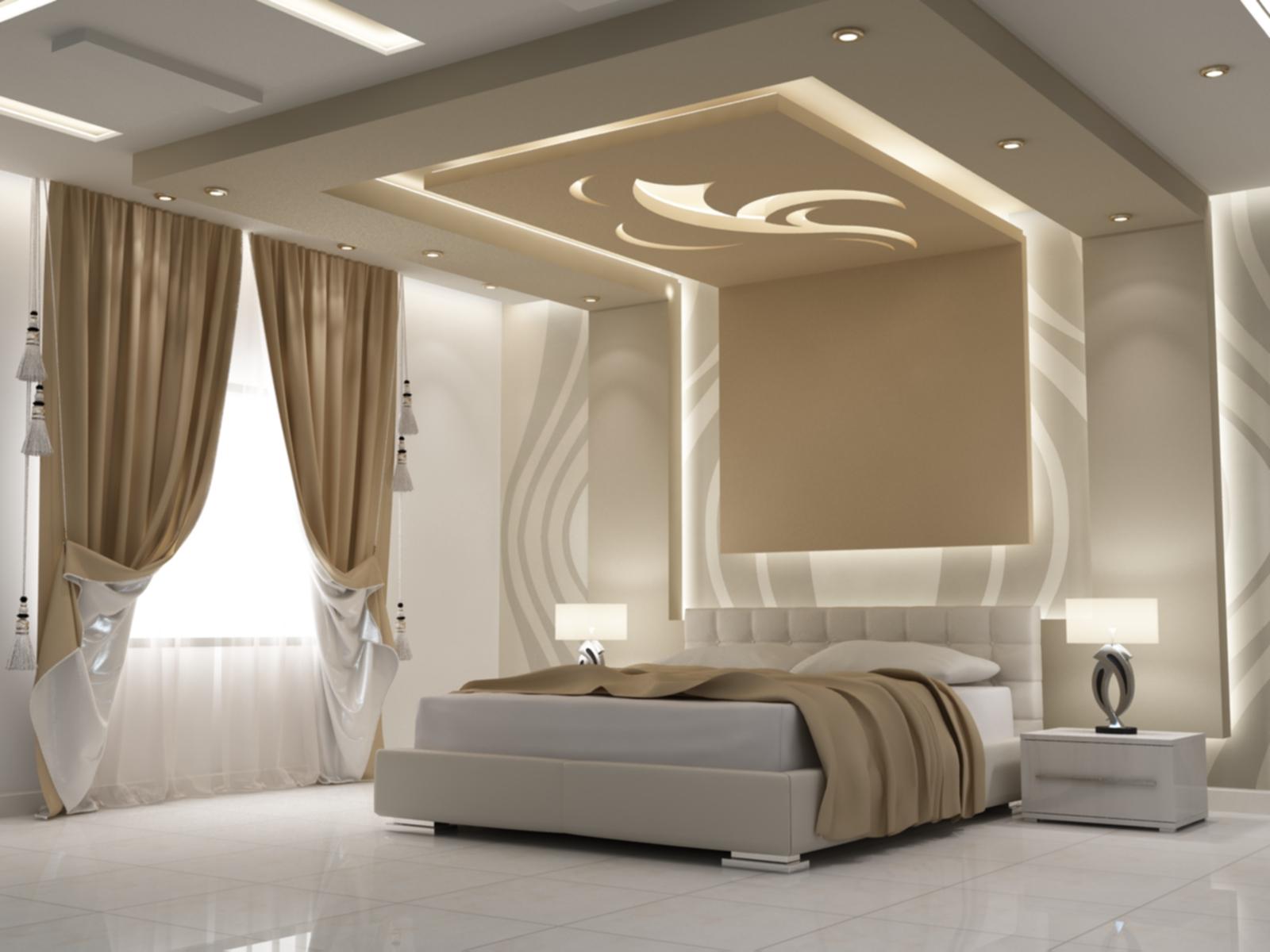 بالصور ديكورات غرف نوم للعرسان , احدث موديلات غرف النوم 3227 11