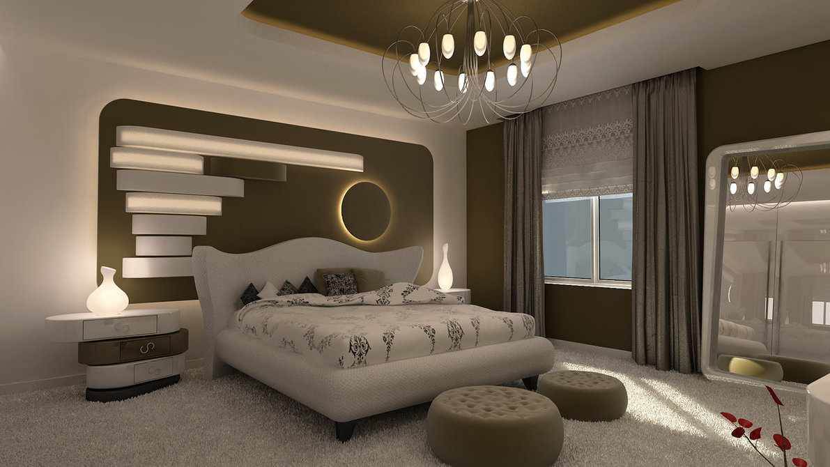 بالصور ديكورات غرف نوم للعرسان , احدث موديلات غرف النوم 3227 2