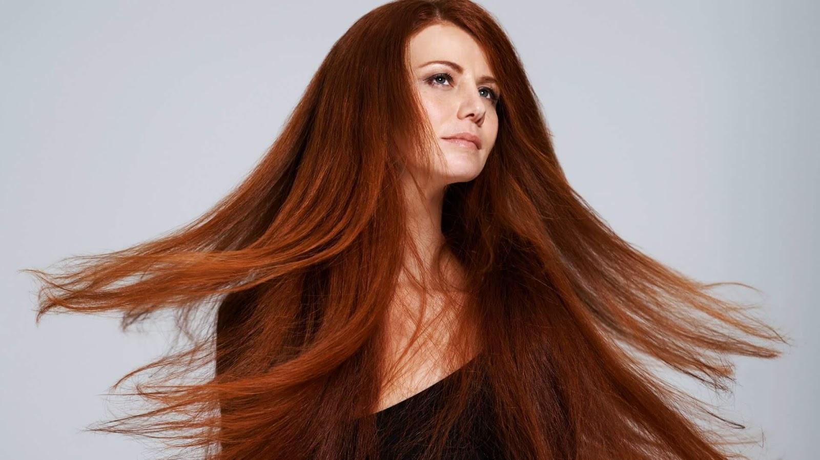 صورة تكثيف الشعر الخفيف , طرق زيادة كثافة الشعر