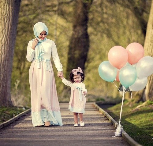صورة صور بنت وامها , صور بنت وامها رائعه