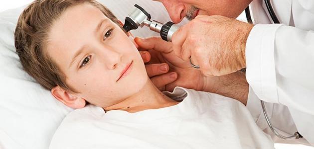صورة علاج التهاب الاذن , افضل علاج لالتهاب الاذن