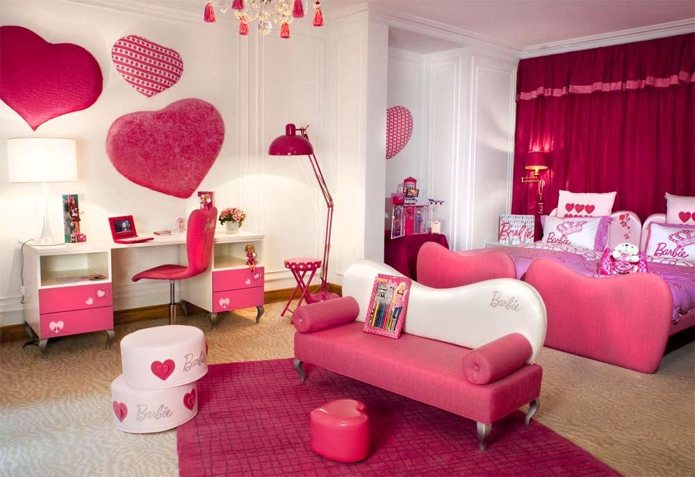 صورة غرف نوم اطفال بنات , صور لاشيك وابسط غرف بنات
