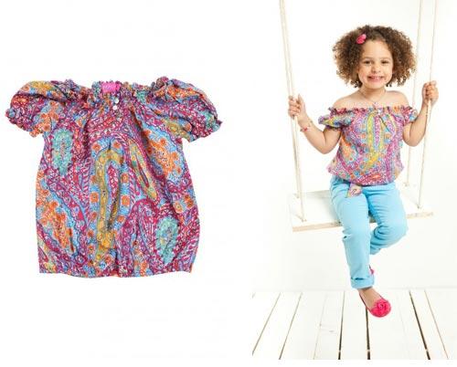 بالصور ملابس بنات صغار , ملابس صيفيه للاطفال 5279 4