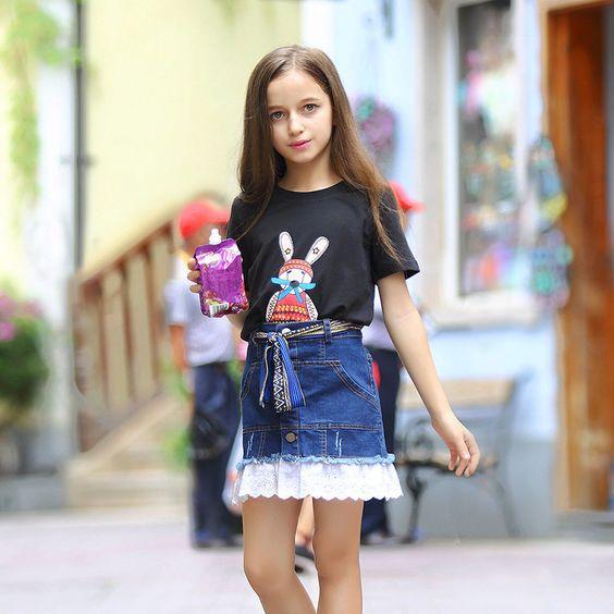بالصور ملابس بنات صغار , ملابس صيفيه للاطفال 5279 5