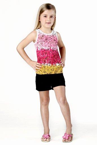 بالصور ملابس بنات صغار , ملابس صيفيه للاطفال 5279 9