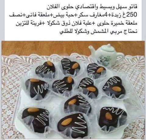 صوره حلويات جزائرية اقتصادية , حلويات اقتصاديه بيتى
