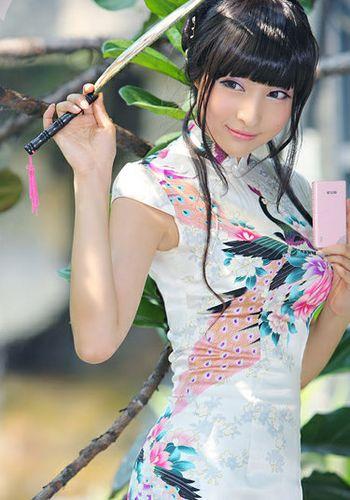 بالصور بنات صينيات , صور بنات صينيات جميله و انيقه 1187 5