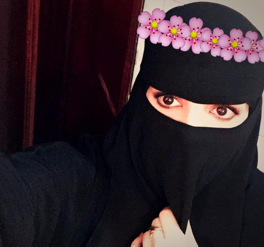 صورة صور بنات منقبات , اجمل صورة بنت متنقبة روعه