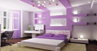 اجمل ديكورات غرف النوم , احدث الديكور الخاص بغرفة النوم