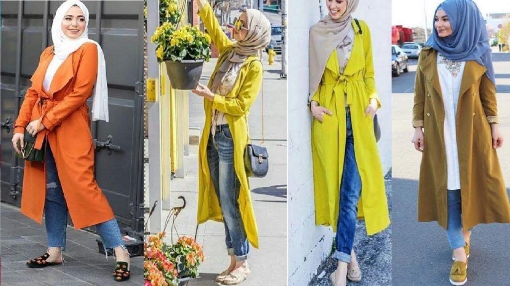 بالصور تنسيق الملابس للمحجبات , اجمل المودلات للملابس المحجبات 2019 2177 10
