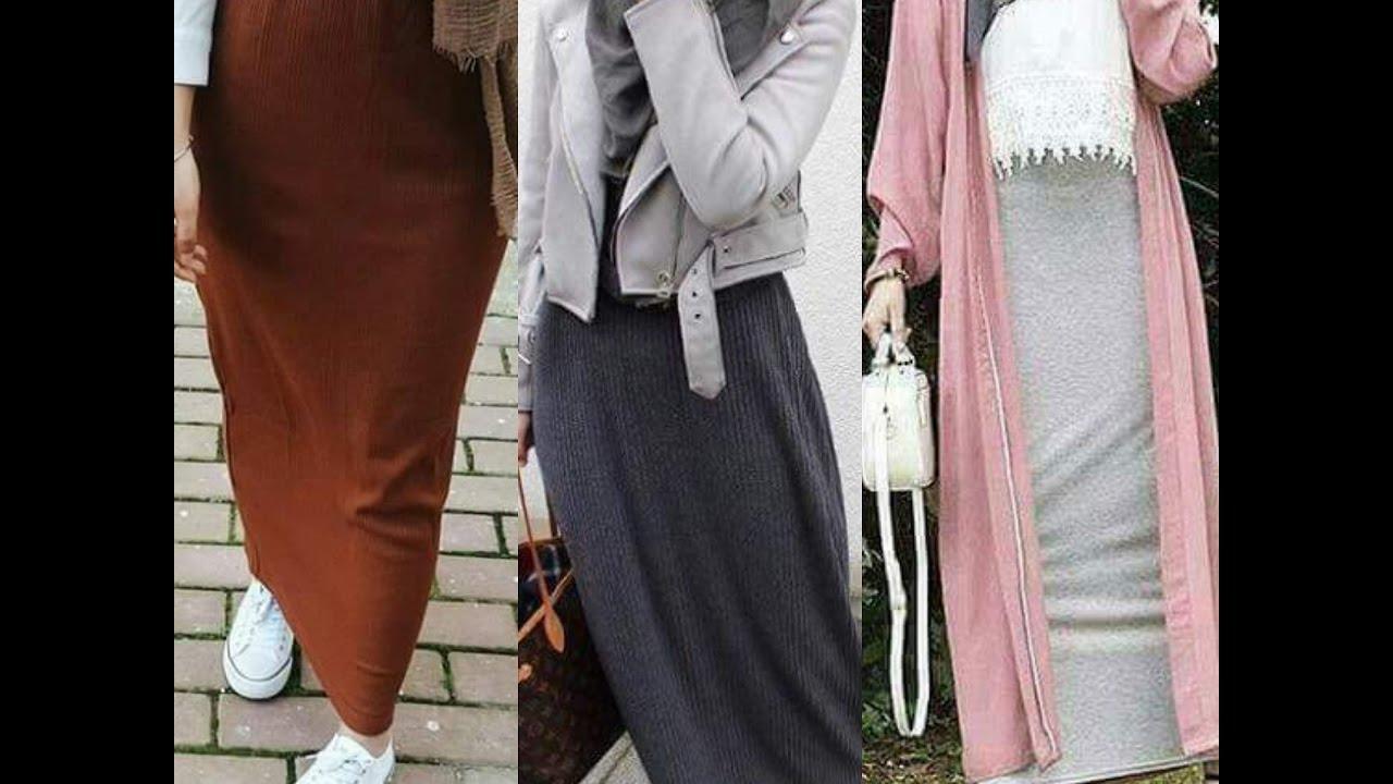 بالصور تنسيق الملابس للمحجبات , اجمل المودلات للملابس المحجبات 2019 2177 4