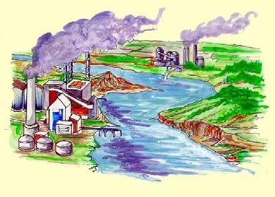 بالصور تعبير عن التلوث , عبارات هامة عن تلوث البيئة 2459 9