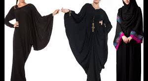 صورة دشاديش سود , صور لاجمل الجلاليب السوداء