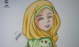 صور رسومات بنات سهله , اسهل رسومات البنات
