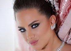 صوره مكياج عروس , اجمل صور لمكياج العروسة