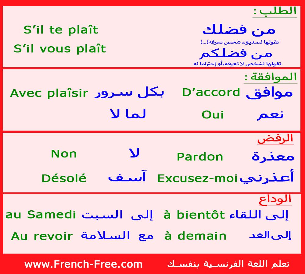 بالصور كيفية تعلم اللغة الفرنسية , كيف التعلم اللغه الفرنسية بطريقه سهله 3168