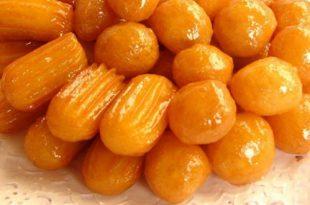بالصور طريقة عمل حلويات بسيطة في المنزل , كيفية عمل اسهل حلوى فى المنزل 3173 2 310x205