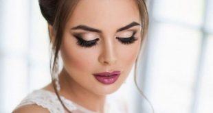بالصور صور مكياج عرايس , اجمل مكياج هادي للعروسة 3389 13 310x165