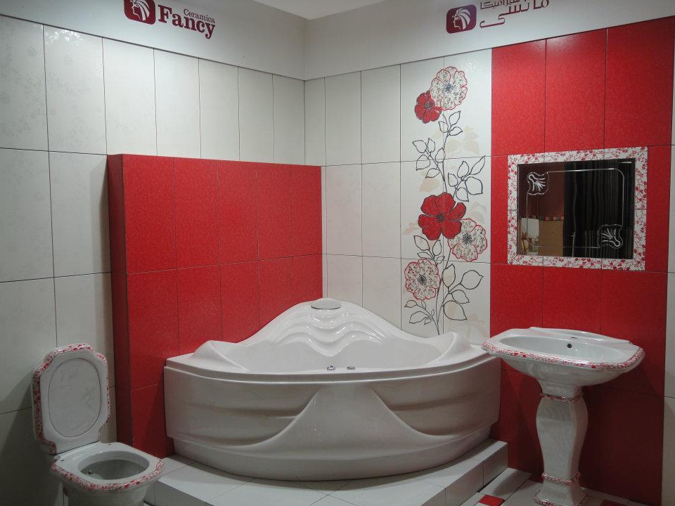 بالصور اشكال سيراميك حمامات , تصميمات مختلفه وجميله للسيراميك 4028 2