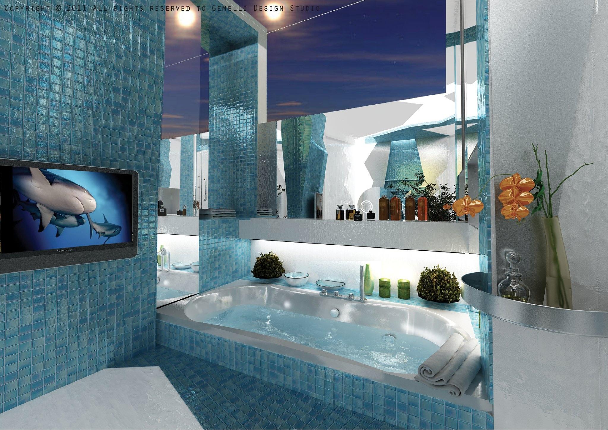 بالصور اشكال سيراميك حمامات , تصميمات مختلفه وجميله للسيراميك 4028 3