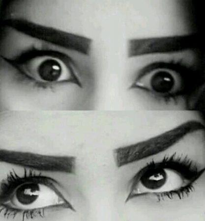 بالصور عيون سوداء , صور مميزه لعيون سوداء جميله ورائعه 4061 2