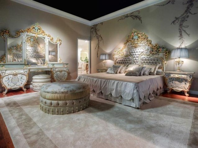 بالصور غرف نوم كلاسيك , غرف نوم جميله وجديده 4087 2