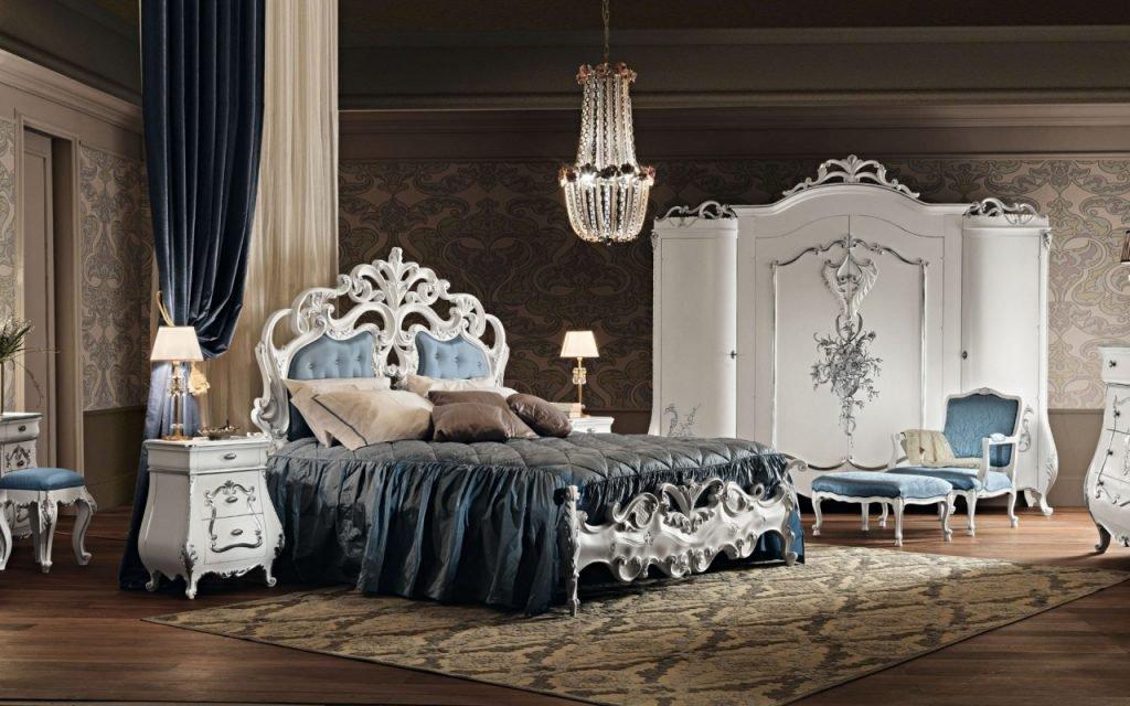 بالصور غرف نوم كلاسيك , غرف نوم جميله وجديده 4087 4