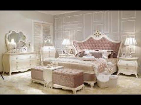 بالصور غرف نوم كلاسيك , غرف نوم جميله وجديده 4087 5