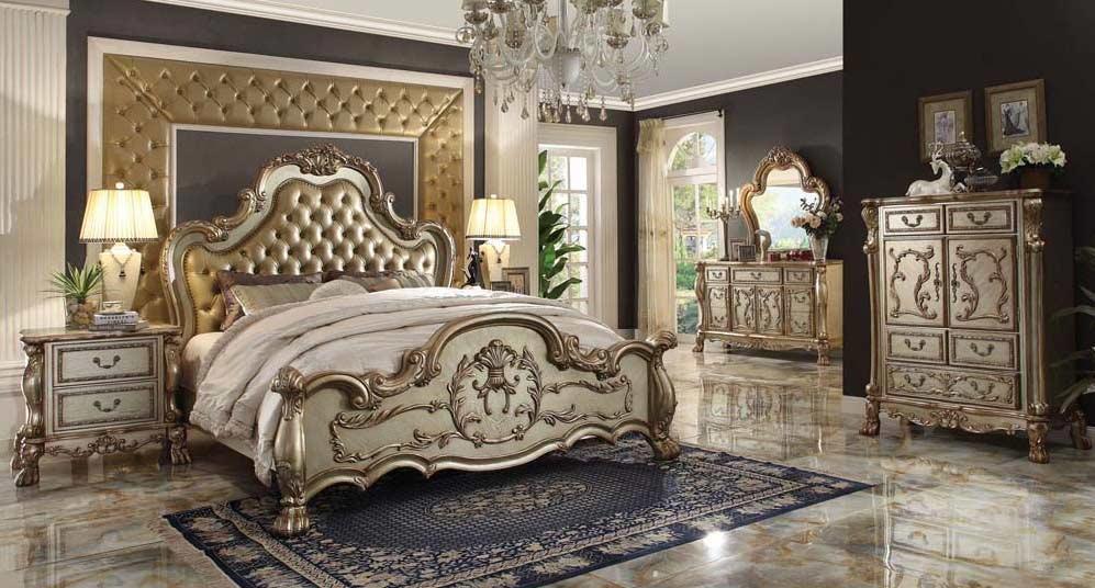 بالصور غرف نوم كلاسيك , غرف نوم جميله وجديده 4087 7