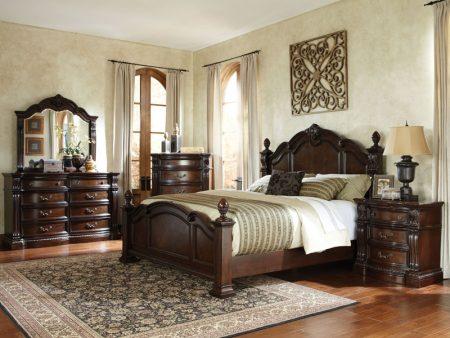 بالصور غرف نوم كلاسيك , غرف نوم جميله وجديده 4087 8