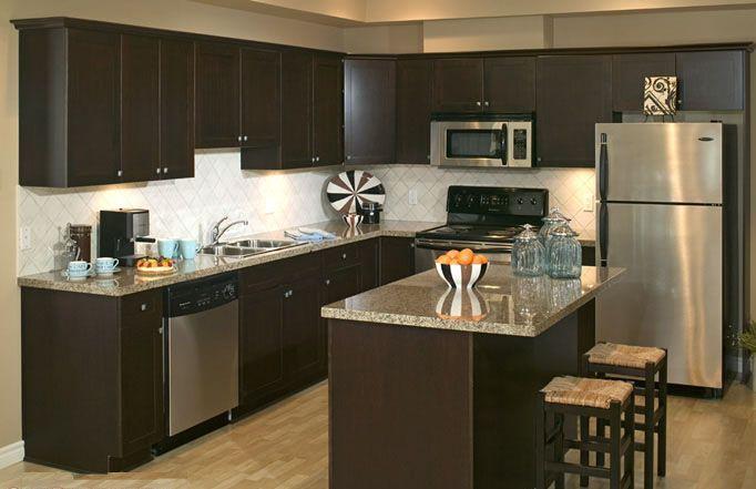 بالصور تصاميم مطابخ صغيرة وبسيطة , افضل التصميمات للمطابخ 4103 3