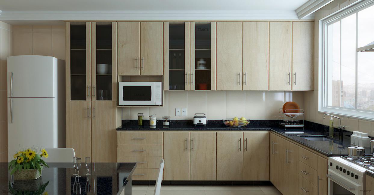 بالصور تصاميم مطابخ صغيرة وبسيطة , افضل التصميمات للمطابخ 4103 5