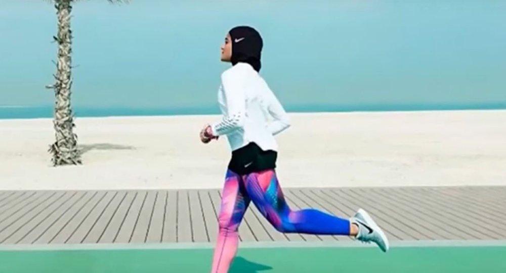 بالصور ملابس رياضية للمحجبات , ملابس رياضيه مودرن مناسبه للمحجبات 4105 10