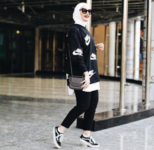 بالصور ملابس رياضية للمحجبات , ملابس رياضيه مودرن مناسبه للمحجبات 4105 11